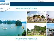 New look for Vietnam tourism website