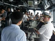 Vietnam, US hold 8th Naval Engagement Activity in Khanh Hoa