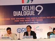 Vietnam attends ninth Delhi Dialogue