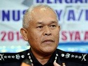 Malaysia police announces changes of senior officers