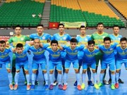 Khanh Hoa beat Vientiane Capital at AFF futsal champs