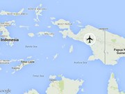 Plane carrying five people crashes in eastern Indonesia