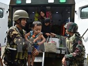 Philippines: Suspected Maute financiers, supporters arrested