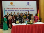 Vietnam, United Nations sign one strategic plan for 2017-2021