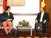 German economic minister supports stronger investment in Vietnam