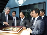 PM Nguyen Xuan Phuc meets Berlin Mayor