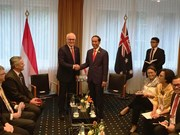Indonesia, Australia agree to complete CEPA in late 2017