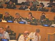 Vietnam attends chiefs of defence conference on UN peacekeeping