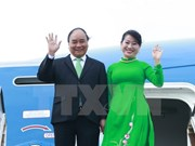 PM Nguyen Xuan Phuc begins visit to the Netherlands