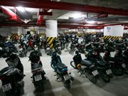 Hanoi to impose parking space rules for high-rises