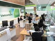 Vietcombank's pre-tax profit rises 20 percent in six months
