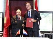 Vietnam-Netherlands Joint Statement