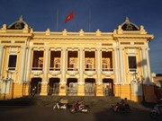 Virtual tour of Hanoi Opera House launched