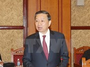 Vietnam, Myanmar increase security cooperation