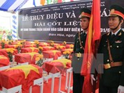 Memorial services held for soldiers killed in Bien Hoa airport battle