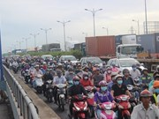 HCM City discusses smart traffic system near port