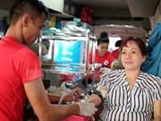 Nationwide blood donation campaign comes to Binh Dinh