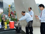 PM commemorates fallen soldiers in Son La