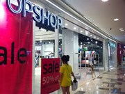 International fashion brands target Vietnamese market