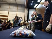 Malaysian police busts big transnational drug ring