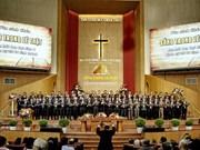 Vietnam Evangelical Church (south) convenes fifth congress