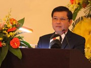 Vietnamese, Lao procuracies bolster cooperation in drug crime combat