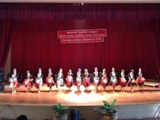 Lao artists perform in northern Vietnam
