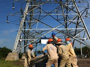EVN reports enough power to meet dry season demand