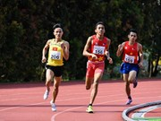 Track-and-field athletes pocket more golds at ASG