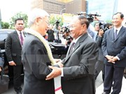 Vietnam treasures relations with Cambodia: Party chief