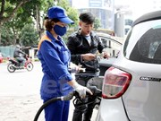 Petrol prices increased by over 300 VND per litre