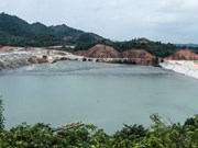 Vietnam's biggest polymetallic project fined for violations