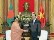 President hosts Bangladesh Parliament Speaker