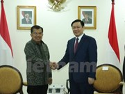 Vietnam, Indonesia agree to lift two-way trade to 10 billion USD