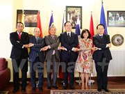 Vietnam promotes ASEAN's role in Italy