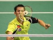Badminton player loses in semi-finals of US Open