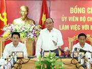 PM asks Ha Tinh to become major industrial centre