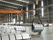 Deadline extended for imported steel tax review