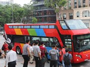 Ministry stops operation of new double-decker buses