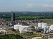 Dung Quat oil refinery works on expansion project