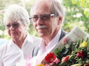Dutch Nobel laureate in Physics visits Vietnam