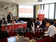 Vietnam presses on with trade promotion in Italy