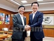 Japan's Chiba eyes enhanced links with Vietnamese localities