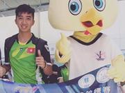 Vietnam wins first gold in world shuttlecock championships