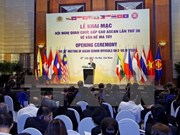 ASEAN works to realise target of drug-free community