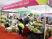 Vietnam Farm & Food Expo 2017 kicks off in HCM City