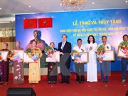 "64 women in HCM City awarded with ""Heroic Mother"" title"