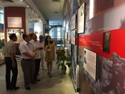 Soldiers' tales told at exhibition in Hanoi