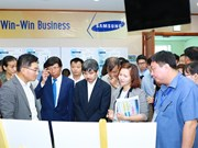 Samsung ups localisation rate to 57 percent