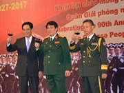 Chinese Embassy marks People's Liberation Army anniversary in Hanoi